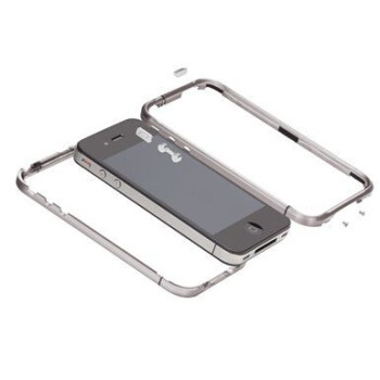 Case Mate releases a $300 titanium case for the iPhone 4