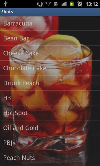 Easy Cocktails for Android Review