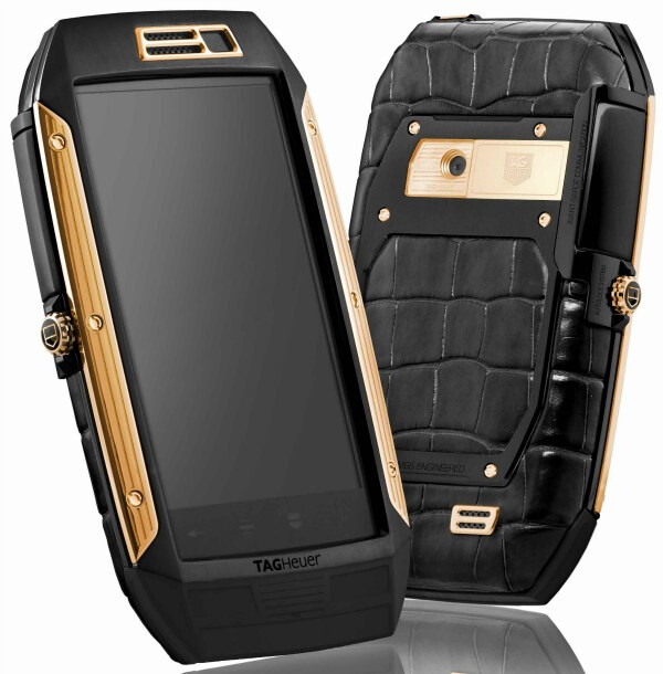 TAG Heuer LINK is the luxury Android smartphone for the ones who can afford it