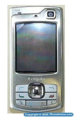 Nokia 6282 and N80 UMTS phones coming to Cingular?
