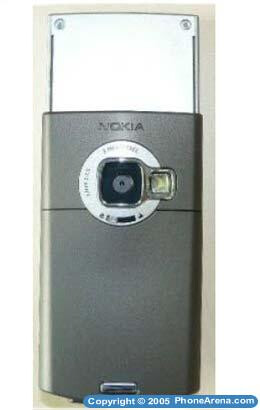 Nokia 6282 and N80 UMTS phones coming to Cingular?