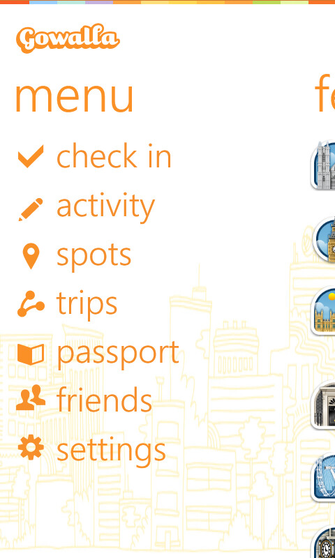 GoWalla checks-in to WP7 Marketplace