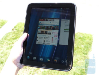 HP TouchPad Unboxing and Hands-on
