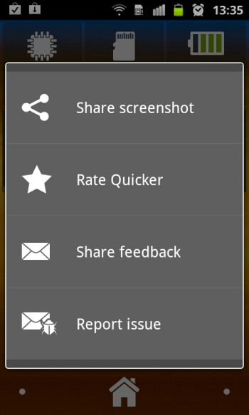 Quicker for Android makes tweaking your settings faster. Or does it?
