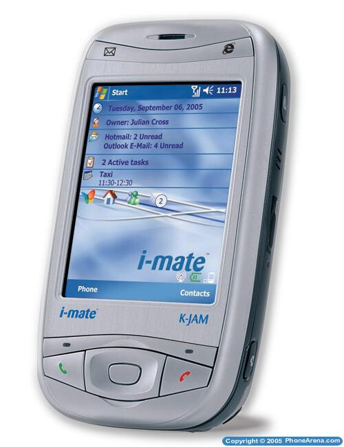 Cingular officially launches Cingular 8125/8100 Pocket PC phone