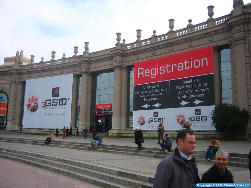 3GSM World Congress 2006 on-site report
