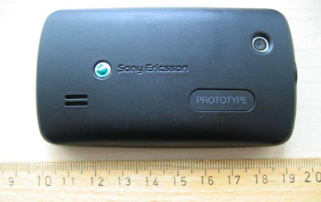 Sony Ericsson txt pro passes the FCC, 3G radio nowhere in sight