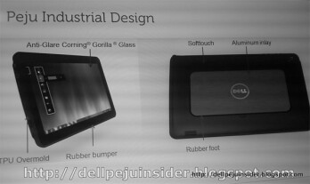 Video of Dell Peju tablet leaked