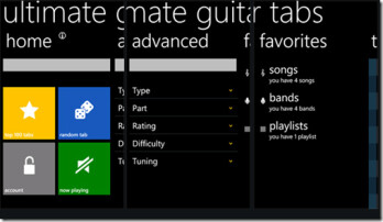 Learn how to play your favorite songs with Ultimate Guitar Tabs for Windows Phone