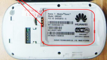 T-Mobile to get the Huawei Sonic?