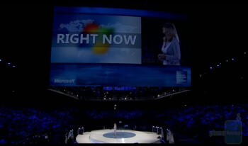 "Microsoft ""all in"" on mobile and the cloud, roared Steve Ballmer at the WPC 2011 stage"