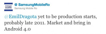 Sifting through Samsung Mobile Romania tweeted rumors about the Nexus 3 (Prime)