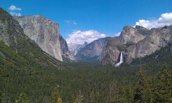 12. Max Ramsey - HTC ThunderBoltYosemite National Park