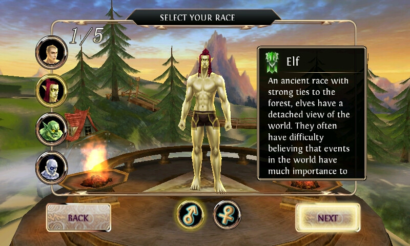 Order & Chaos Online for Android Tablets, Review, System ...