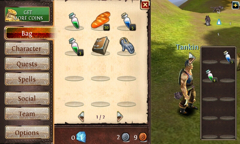 Order and Chaos Online for Android Review - YouTube