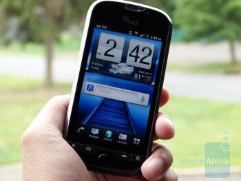 T-Mobile myTouch 4G Slide Unboxing & Hands-on