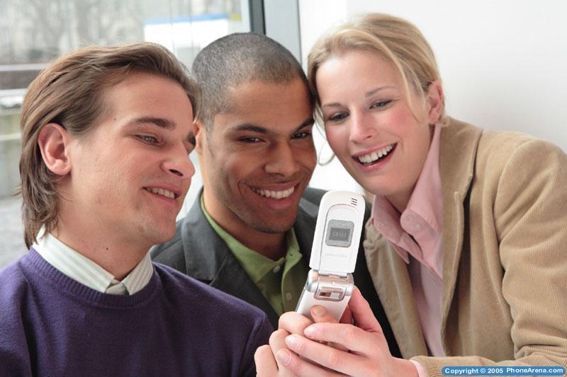 BenQ-Siemens showcase three GSM phones in Barcelona