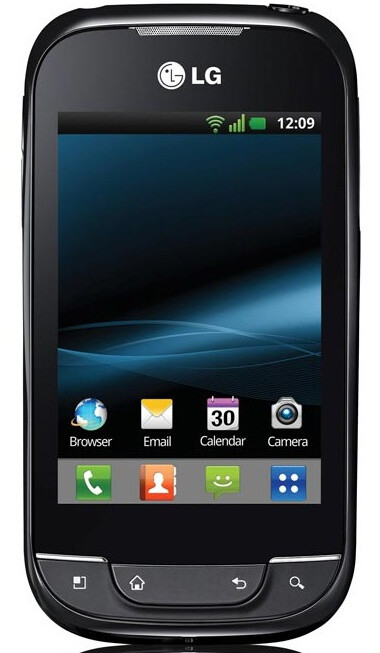 LG Optimus Pro, LG Optimus Net introduced: affordable Gingerbread to the masses