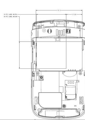 The BlackBerry Torch 2 has just visited the FCC