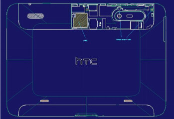 HTC Puccini drops by the FCC