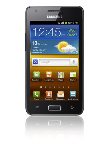 Samsung Galaxy R coming to the UK
