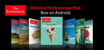 The Economist is now available in the Android Market
