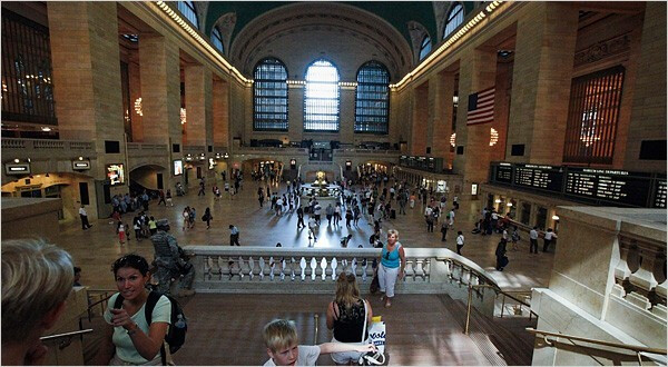 Grand Central Station, soon to be home to the World's largest Apple Store - MTA set to approve Apple's biggest store