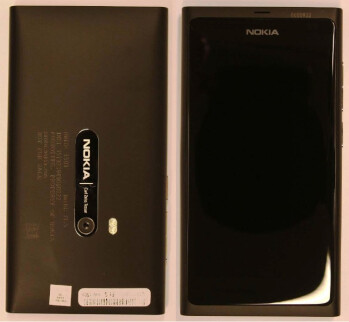 Nokia N9 pops up at the FCC with photos and user manual in tow