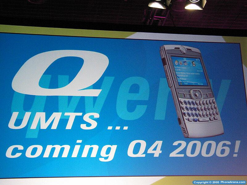 Motorola outlines device timelines