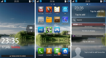 bada 2.0 leaked for the Samsung Wave II