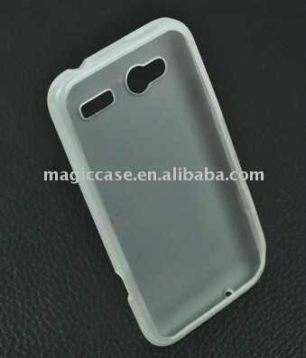 Protective cases for the HTC Eternity and HTC Omega as they appear in Alibaba's database