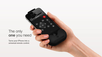 VooMote One turns your iPhone into an all-encompassing universal remote