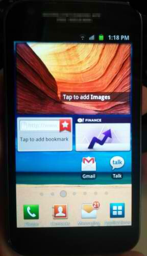 AT&T might still be getting a QWERTY-less version of the Samsung Galaxy S II