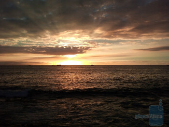 3. Bustervic - Sony Ericsson Xperia X10Kailua-Kona in Hawaii