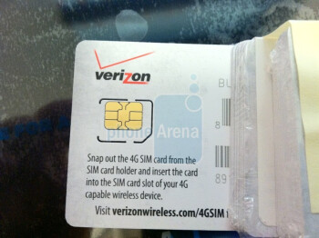 Verizon's Samsung Galaxy Tab 10.1 & microSIM cards begin to infiltrate stores