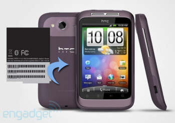 HTC Wildfire S passes through the FCC with CDMA bands