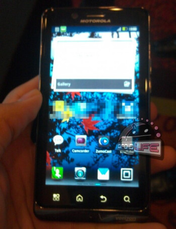 Latest rumor pegs the Motorola DROID BIONIC for early September launch