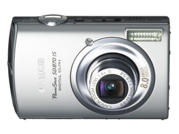 PowerShot SD870 IS