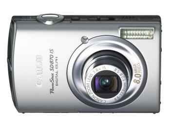 PowerShot SD870 IS