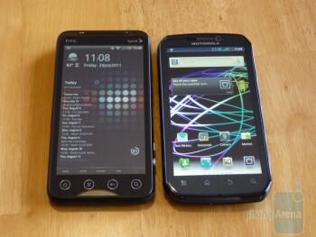 TC EVO 3D and Motorola Photon 4G