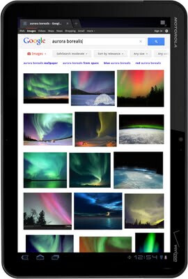 New Google Search experience is being rolled out to the iPad & Android 3.1+ tablets