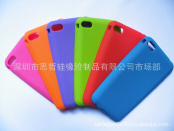 Cases for the Apple iPhone 5 are everywhere in China