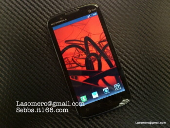Motorola MB865 leaks again from the AT&T system, complete with an LTE tracking code