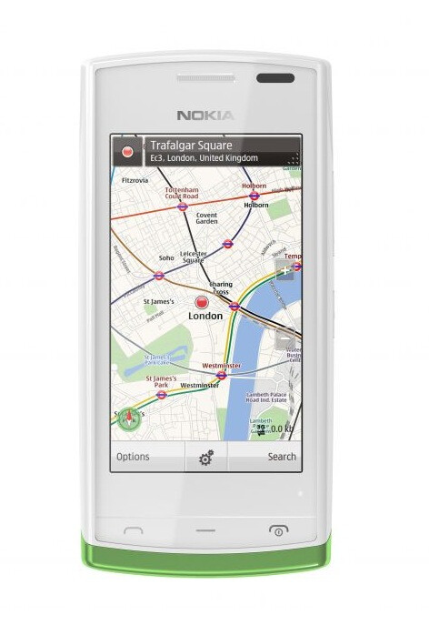 Nokia 500 is now official; runs Symbian Anna and ticks at 1GHz