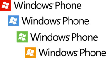 Windows Phone logo finally looks like a Windows Phone logo