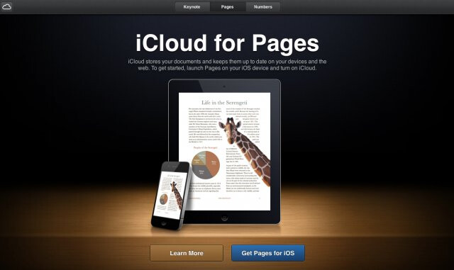 iCloud Beta goes live, pricing revealed