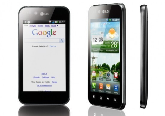 LG Optimus Black - Updated Sprint roadmap features the LG Optimus Black and the Samsung M930 Gingerbread slider
