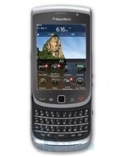 The BlackBerry Torch 9810