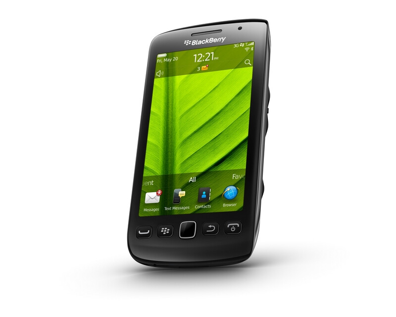 BlackBerry Torch 9850/9860 - RIM gets touchy: BlackBerry Torch 9850 and 9860 announced