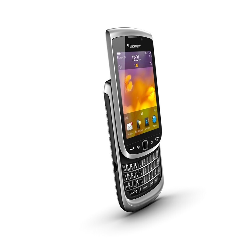 BlackBerry Torch 9810 now official, coming soon to AT&T